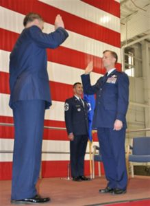 The general officer oath