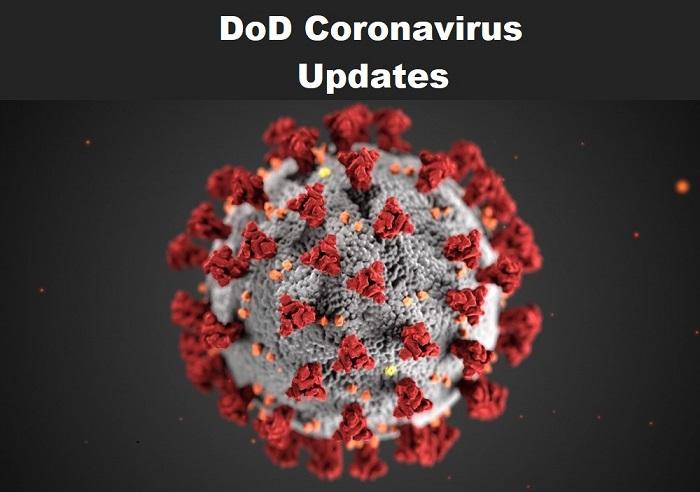 DoD Coronavirus Updates